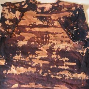 Heavily Bleached Shirt